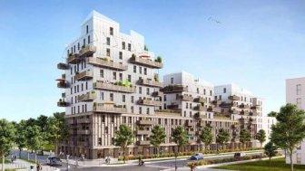 Appartements neufs Sensations éco-habitat à Strasbourg
