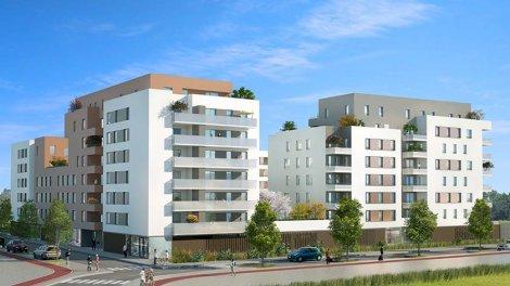 Appartement neuf Affinites investissement loi Pinel à Lingolsheim