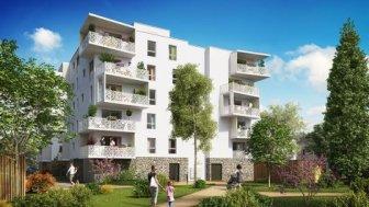 Appartements et maisons neuves L'Etang de l'Ile des Pecheurs éco-habitat à Ostwald