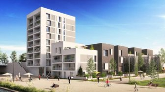 Appartements neufs Ambitions à Strasbourg