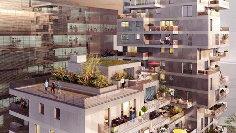 Appartement neuf K-West éco-habitat à Strasbourg