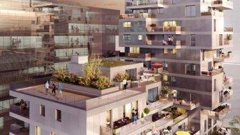 Appartements neufs K-West investissement loi Pinel à Strasbourg
