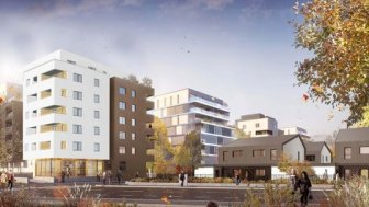 Appartements neufs Follement Schilick à Schiltigheim