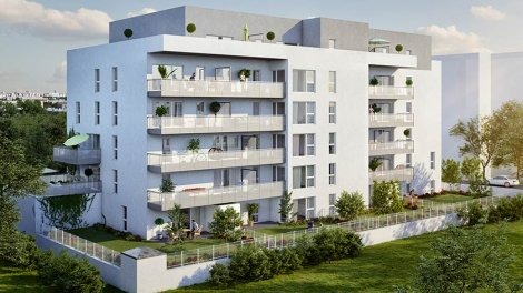 immobilier neuf à Strasbourg