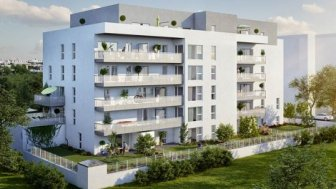 Appartements neufs Neho investissement loi Pinel à Strasbourg