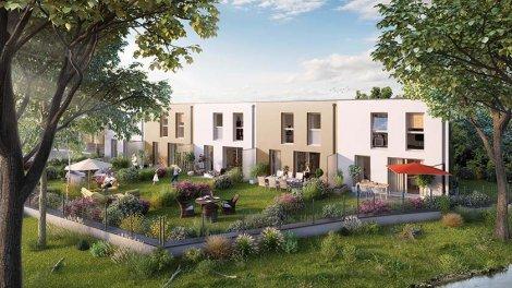 Maisons neuves Les Moulins du Quatel à Illzach