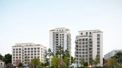 Appartement neuf Villenciel à Villeurbanne