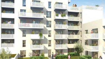 Appartements neufs Melodia à Villeurbanne