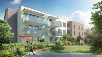 Appartements neufs Millesim' éco-habitat à Champagne-au-Mont-d'Or