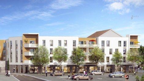 Appartement neuf Coeur Marche à Saint-Priest