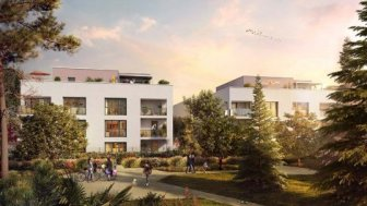 Appartements neufs Le Secret d'Isidore investissement loi Pinel à Lyon 3ème