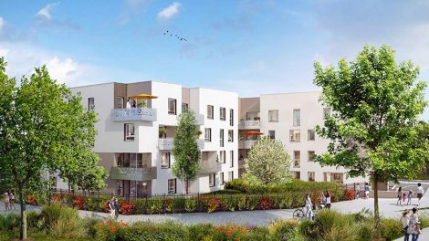 Appartement neuf Cote Sud à Vénissieux