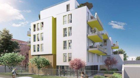 Appartement neuf Welcome à Villeurbanne