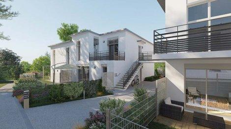 Appartement neuf Secret de Jade investissement loi Pinel à Lyon 5ème