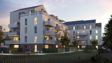 Appartements neufs Le Clos Saint-Aldric investissement loi Pinel à Le Mans