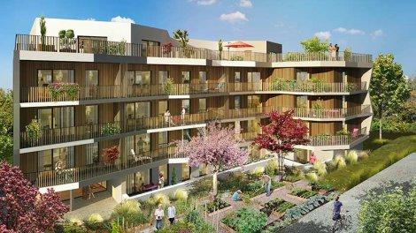 Appartement neuf Le Colys investissement loi Pinel à Cognin