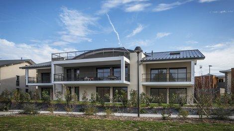 Appartement neuf Belvederes-Leman à Messery