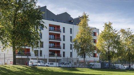 Appartement neuf Paradoxe investissement loi Pinel à Saint-Julien-en-Genevois