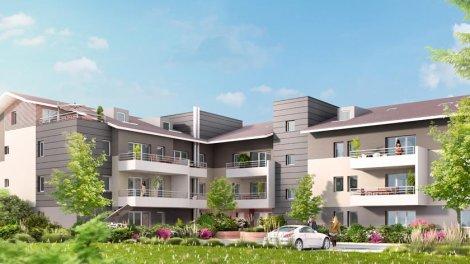 Appartement neuf Anagramme investissement loi Pinel à Thonon-les-Bains
