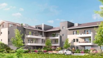 """Programme immobilier du mois """"Anagramme"""" - Thonon-les-Bains"""