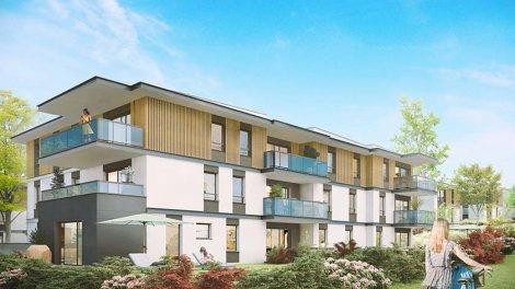 Appartement neuf Ecrin Leman à Anthy-sur-Léman