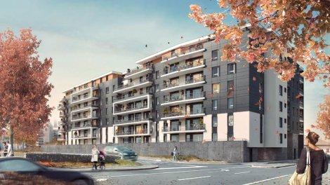 Appartement neuf City Zen à Thonon-les-Bains