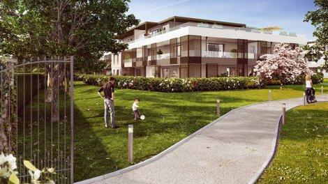 logement neuf à Vétraz-Monthoux