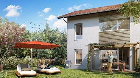Appartements et maisons neuves Les Jardins d'O investissement loi Pinel à Saint-Martin-Bellevue