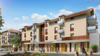 Appartements neufs Emblematik éco-habitat à Faverges