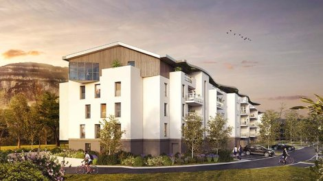 Appartement neuf Le Karat à Etrembières
