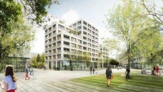 Appartements neufs Quai N°4 investissement loi Pinel à Annemasse