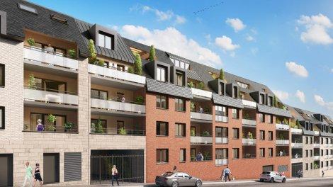 Appartement neuf Apogée à Rouen