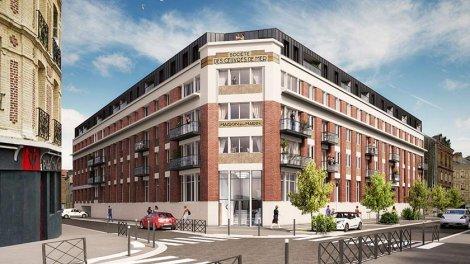 Appartement neuf Maison du Marin investissement loi Pinel à Le Havre