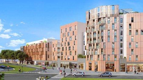 Appartements neufs Mosaïk investissement loi Pinel à Rouen