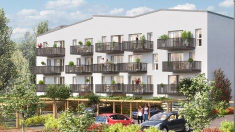 Appartements neufs Les Cottages & Balcons du Hameau investissement loi Pinel à Le Havre