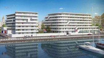 Appartements neufs White Pearl éco-habitat à Le Havre
