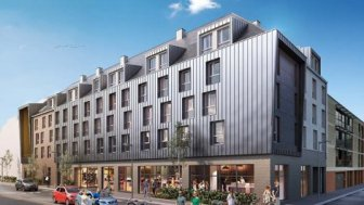 """Programme immobilier du mois """"Campus'Ouest"""" - Rouen"""