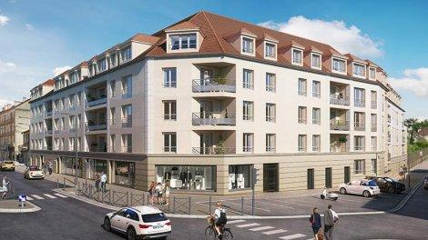Appartement neuf Les Acacias investissement loi Pinel à Brou-sur-Chantereine