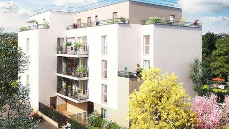 Appartement neuf Emeraude investissement loi Pinel à Meaux