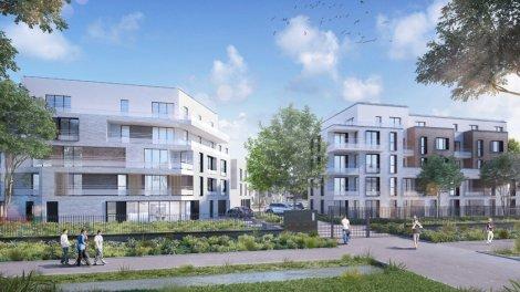 Appartements et maisons neuves Les Terrasses du Trianon investissement loi Pinel à Saint-Cyr-l'Ecole