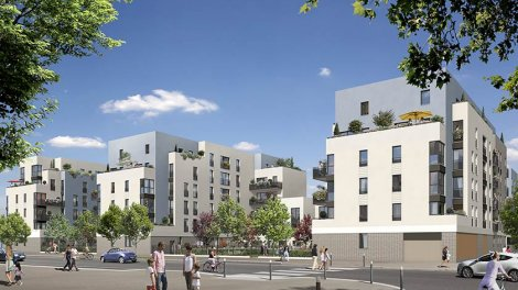 Appartement neuf Boiseo investissement loi Pinel à Poissy