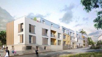 Appartements neufs Le Clos des Vignes éco-habitat à Chanteloup-les-Vignes