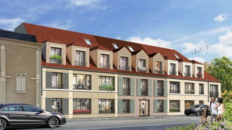 Appartement neuf Cosy investissement loi Pinel à Meulan