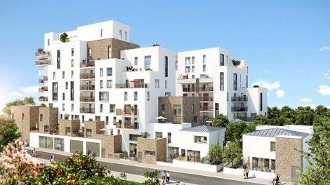 Appartement neuf Horizon investissement loi Pinel à Achères