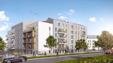 Appartement neuf Esquisse investissement loi Pinel à Sartrouville