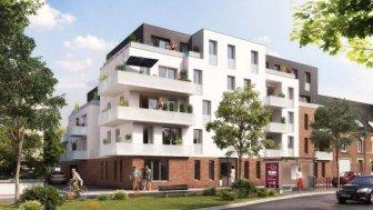 Appartements neufs Le 321 St Quentin investissement loi Pinel à Amiens