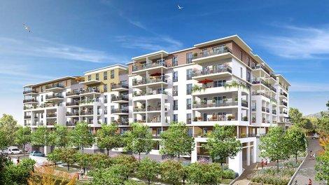 Appartement neuf Font-Pre l'Oree du Sud / le Carre Athena à Toulon