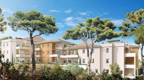 Appartements neufs L'Allure à Toulon