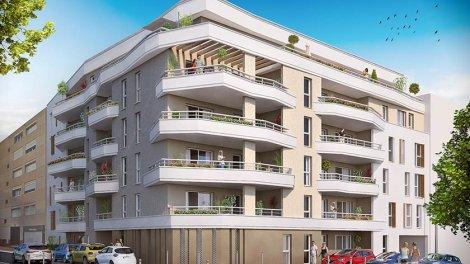 Appartements neufs Patio Julien à Toulon