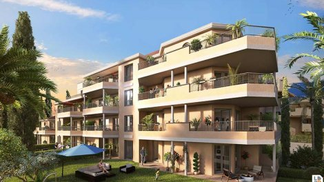 Appartement neuf Aquazura à Cavalaire-sur-Mer